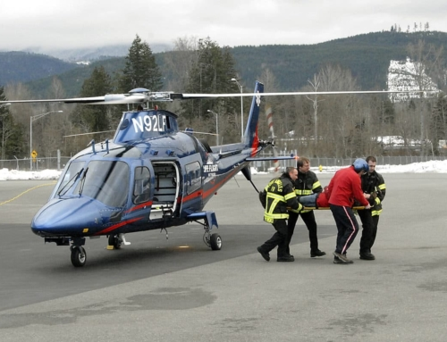 Truck Loggers Association and others look to base new helicopter medical evac program out of Campbell River
