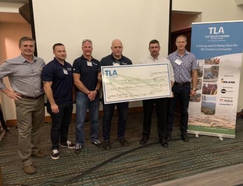 TLA proudly donates $10,000 to Technical Evacuation Advanced Aero Medical Society (TEAAM)